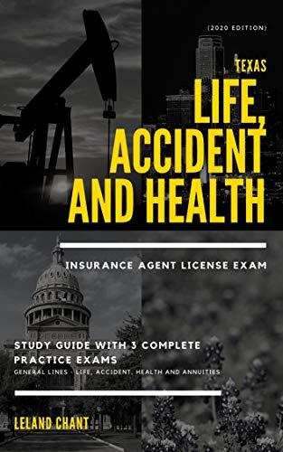 Amazon Com 2020 Edition Texas Life Accident And Health