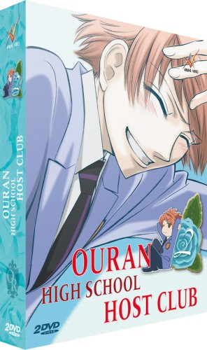 Ouran High School Host Club, Vol. 2 (2 DVDs)