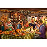 Becko US Puzzles Jigsaw Puzzle 1000 Pieces for Kids and...