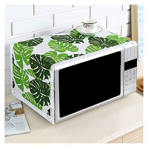 JINAN Housse de protection pour four à micro-ondes 35 x 96 cm avec sac de rangement, accessoires de cuisine, décoration de la maison (couleur : 3)