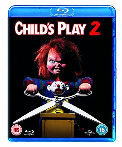 Child's Play 2 [Edizione: Regno Unito] [Italia] [Blu-ray]