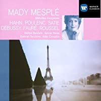 Melodies Francaises by Mady Mesple