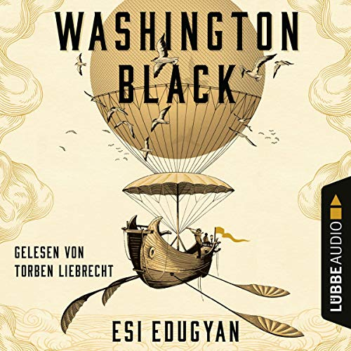 Washington Black (German edition) cover art