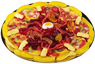 Raindrops Mini Candy Gummy Pizza 3 oz