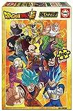 Educa 19009 Dragon Ball Super. Personajes. Puzzle de 500 Piezas, a Partir de 10 años