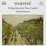Streichquartette Vol. 2 - Martinu Quartett