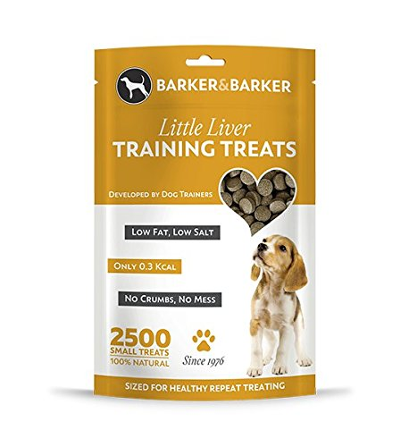 Barker and Barker Little Liver Training Treats