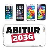 Reifen-Markt Funda para Huawei P9 Abitur 2036 con cierre de la escuela, media madrez, estudiantes,...