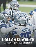 Dallas Cowboys 2021-2022 Calendar