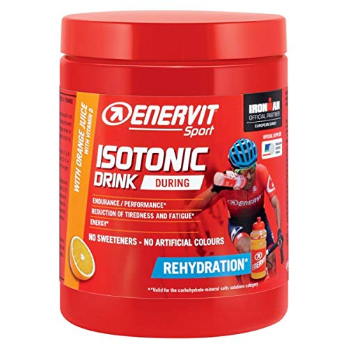 ENERVIT Isotonic Drink (Orange, 476g Dose)