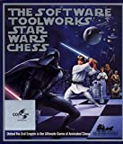 The Software Toolworks Star Wars Chess Schach PC Game Big Box