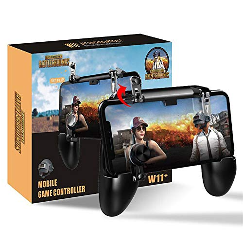 10. PUBG Game Trigger Controller for Samsung Android Phones