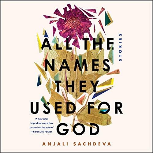 Couverture de All the Names They Used for God