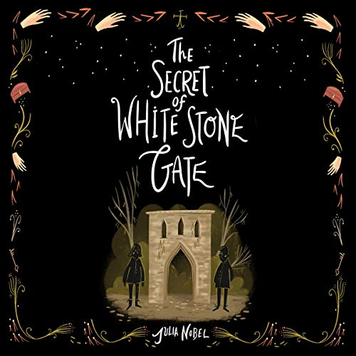 The Secret of White Stone Gate cover art