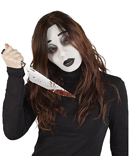 Rubie's-déguisement officiel - Rubie's- Accessoire Pour Déguisement Masque Phosphorescent Design Femme- Taille adulte- S3180