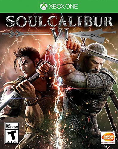 SOULCALIBUR VI: Standard Edition - Xbox One