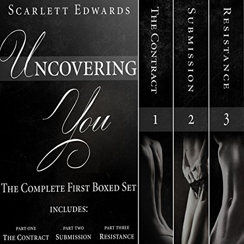 Uncovering You audiobook cover art