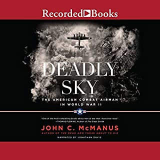 Deadly Sky cover art