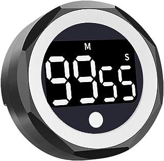 BONSPLANPT Timer Countdown Reminder Time Management Student Learning Timer-Svart