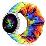 Zoholl - Cinturino elastico per Samsung Galaxy Watch 46 mm Galaxy 46 mm / Gear S3 Frontier/Classic Fossil Gen 5 / Uomo/Donna Gen 4