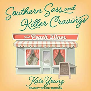 Southern Sass and Killer Cravings audiobook cover art