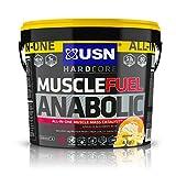 USN Mélange de Protéine Muscle Fuel Anabolic Banane 4 kg