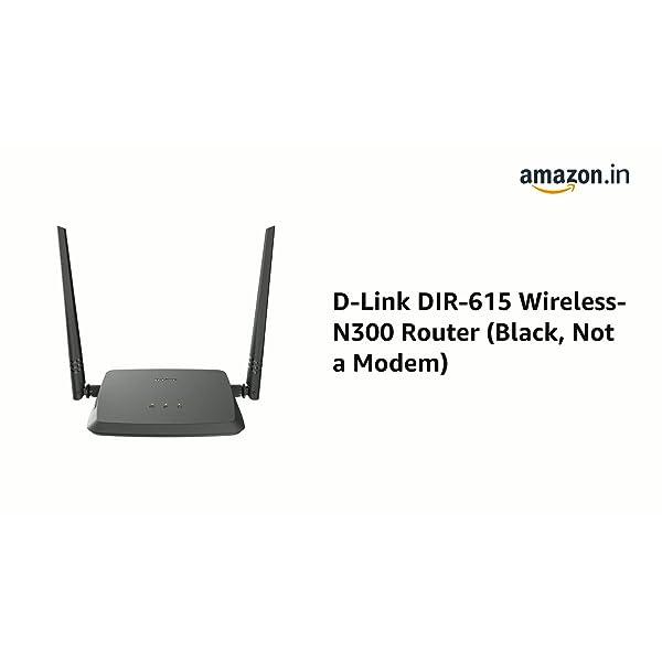 Best Dlink router under 1000 in 2021 : D-Link DIR-615 Wireless-N300 Router