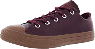 Converse All Star OX Leather (2 Little Kid M)