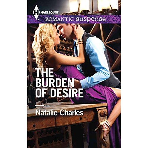 The Burden of Desire audiobook cover art