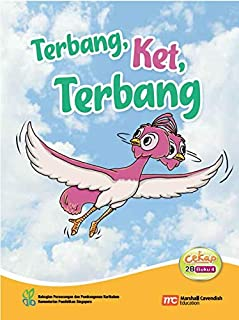 Malay Language Small Reader 2B Book 4 for Primary Schools (MLPS) (Cekap)