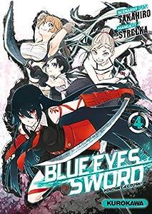 Blue Eyes Sword - Hinowa ga Crush ! Edition simple Tome 4