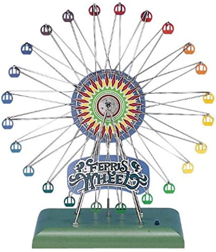 Ferris wheel electric music box with (Farbe) (japan import)