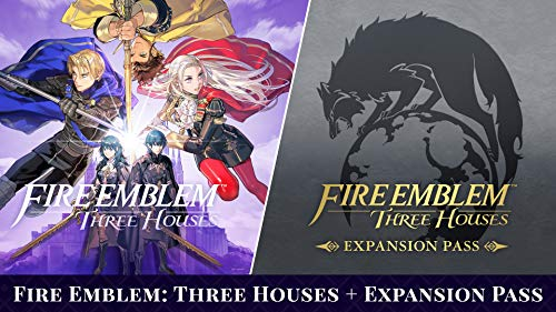 Fire Emblem: Three Houses + Fire Emblem:Three Houses Expansion Pass Bundle - Nintendo Switch [Digital Code]