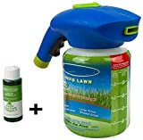 Pulvérisateur de semences de gazon pour pelouse liquide pour l'entretien des pelouses. (1 Bottle Nutrient solution)