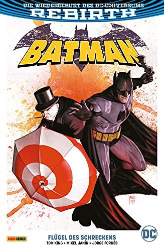 Batman - Bd. 9 (2. Serie): Fl�gel des Schreckens (German Edition)
