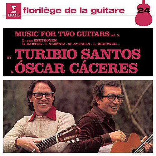 """4 Micro Piezas for Two Guitars """"Hommage à Darius Milhaud"""": No. 3, Vivacissimo muy ritmico"""