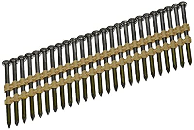 Hitachi 20132S Hitachi 20132S 2 1/2-in X .131 Bright Smooth Shank Plastic Collated Nails, , by Hitachi