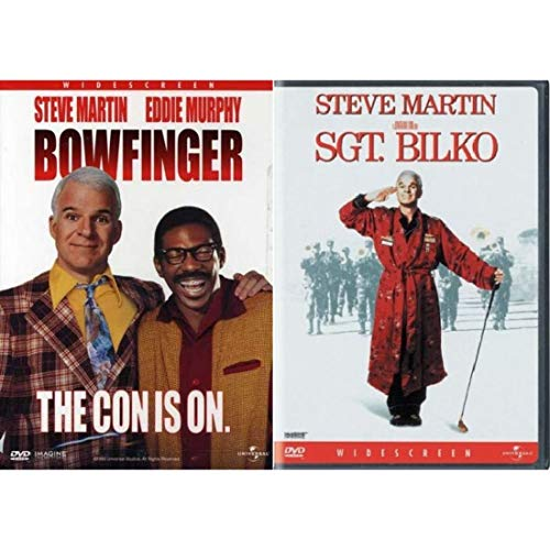 Steve Martin Double Feature: Bowfinger / Sgt. Bilko