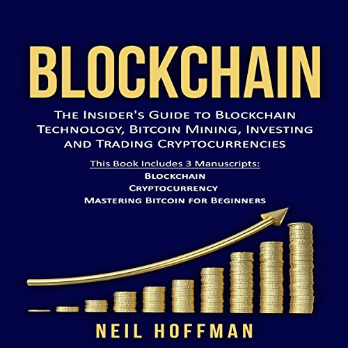 Blockchain: Bitcoin, Ethereum, Cryptocurrency cover art