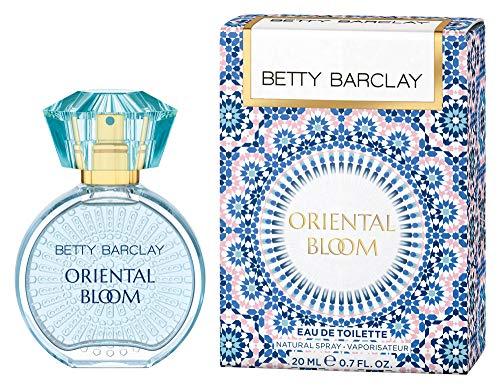 Betty Barclay® Oriental Bloom I Eau de Toilette - floral - feminin - verführerisch I 20 ml Natural Spray Vaporisateur