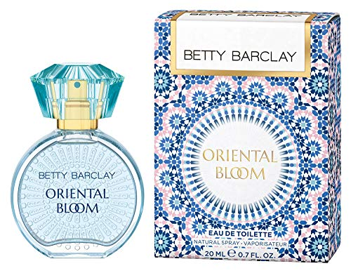 Betty Barclay® Oriental Bloom I Eau de Toilette - floral - feminin - verführerisch I 20 ml Natural Spray Vaporisateur
