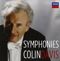 Colin Davis - Symphonies by Staatskapelle Dresden