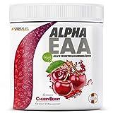 ALPHA EAA Pulver 462g   Alle 8 essentiellen Aminosäuren   Vegan EAAs Aminosäuren Pulver   Amino...