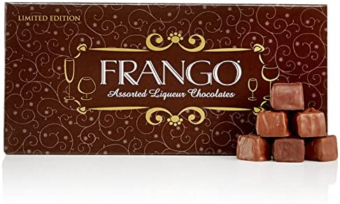 Frango Chocolates 45 Pc Assorted Liqueurs Limited Edition Box of Chocolates product image