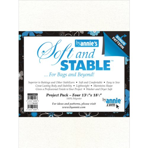 Annie Soft Project Pack Stable, Whi…