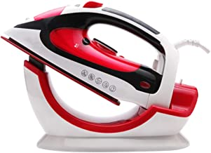 Clothes Electric Iron,2000 Watts of Power Portable Handheld Powerful Garment Steamer with High 240ml High Capacity Perfect...