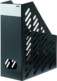 HAN Klassik XXL 1603-13 Range-revues Format C4 Noir 115 x 248 x 145 / 320 mm (Import Allemagne)