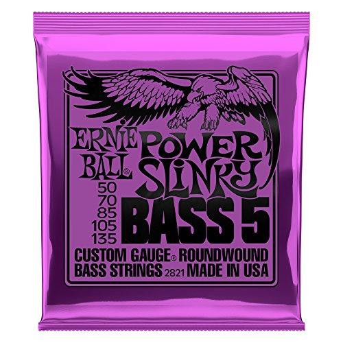 Ernie Ball P02821 Cuerdas De Bajo
