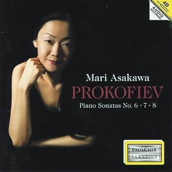 Sergej Prokofiev : Piano Sonatas No. 6, 7, 8