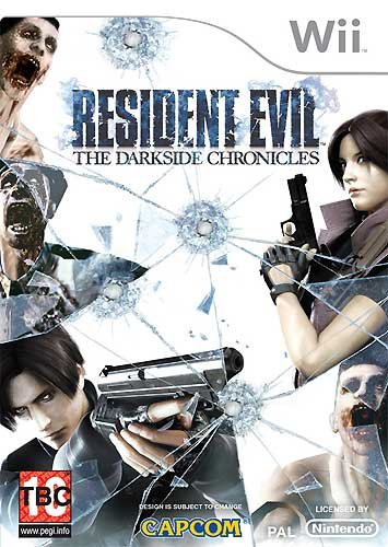 Wii - Resident Evil: The Darkside Chronicles (mit OVP) (gebraucht) USK18